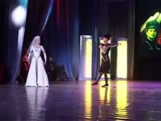 Чеченский ансамбль