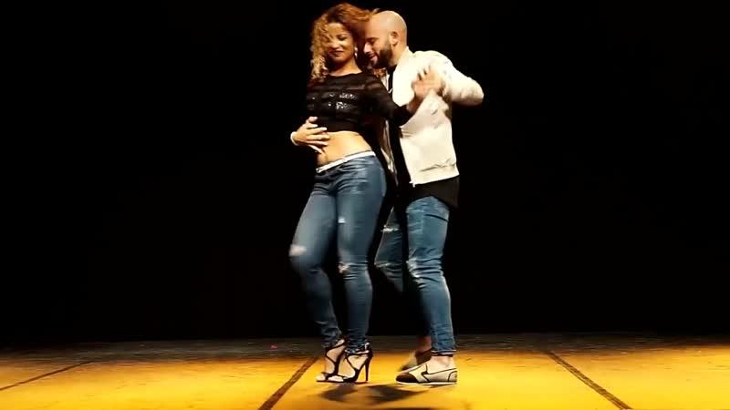 Обниму-поцелую! 💗♫ Хорхе Атака и Таня Алемана