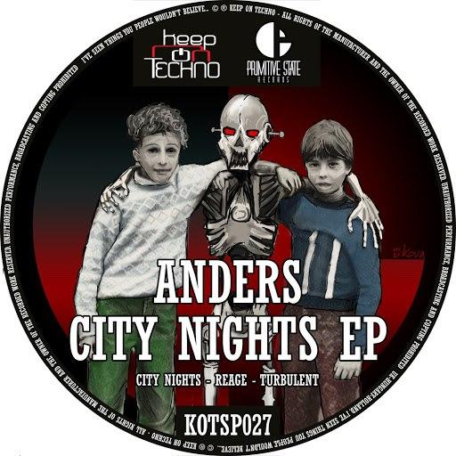 Anders альбом City Nights EP