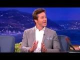 Арми Хаммер в шоу Conan /8.07.2013/ - 2
