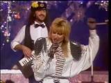 Вячеслав Добрынин Маша Распутина Льется музыка Песня года 1990