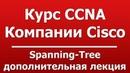 Spanning Tree дополнительная лекция