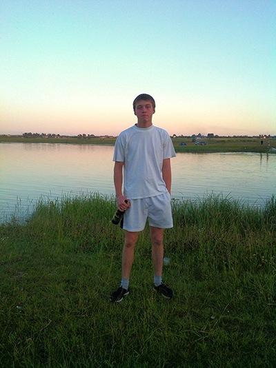 Гена Суспiцин, 8 мая 1991, Ровно, id23468983