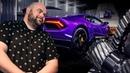 СЛОМАЛСЯ Lamborghini Huracan Performante Twin Turbo!