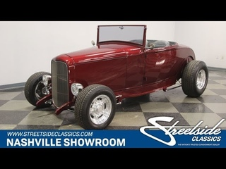 '30 Ford Highboy Roadster