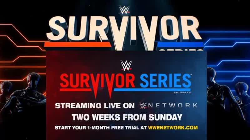 Промо Survivor Series 2018