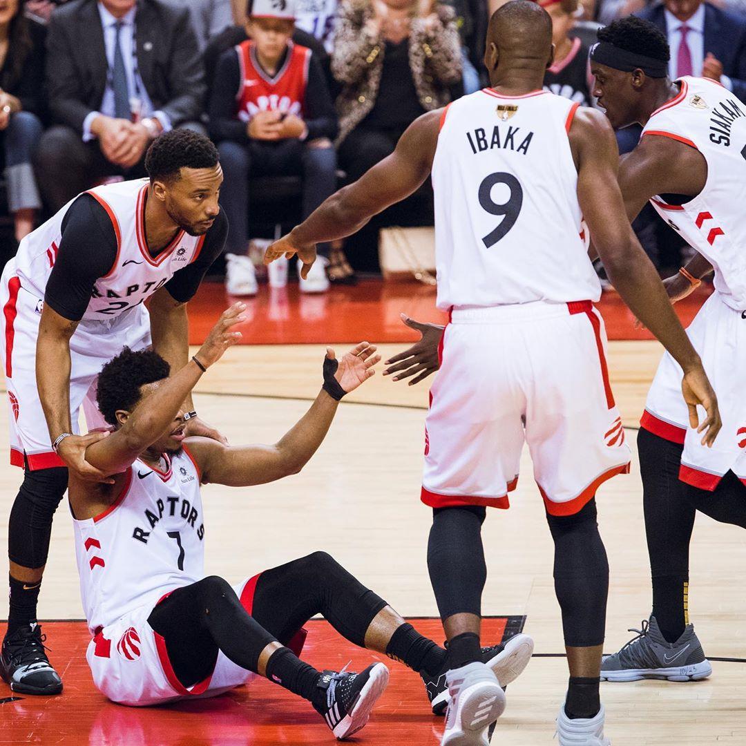 «Торонто» стал 4-й командой за 40 лет, выигравшей первый матч дебютного финала