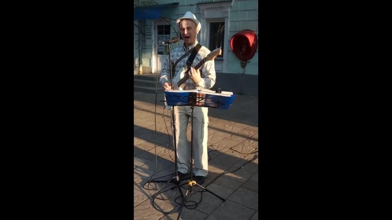 Участвую в конкурсе streetstars Кузнецов Алексей Купидон