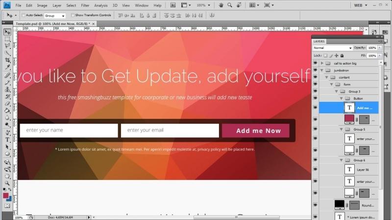 Урок 4 Описание стилей CSS для формы подписки смотреть онлайн без регистрации