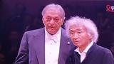 Von Karajan et Ozawa deux gamins