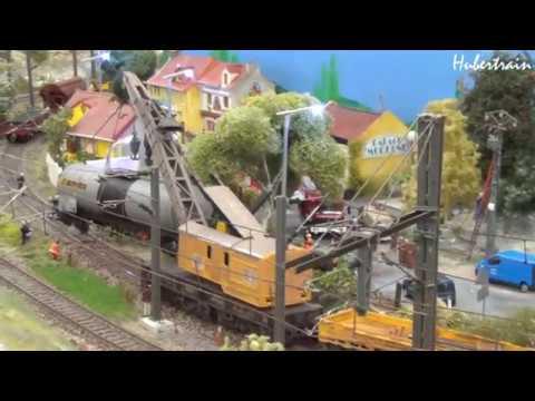 Expo Savoie Modélisme 2017 Chambéry - Part 22 - HD vidéo 241