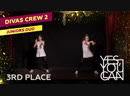 DIVAS CREW 2 | JUNIORS DUO | YES, YOU CAN 1