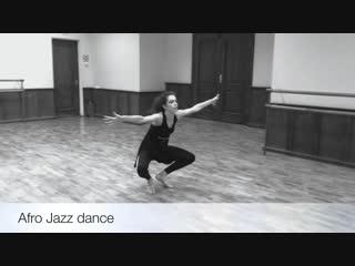 Afro Jazz | Центр Современного Танца