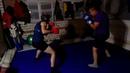 Спаринг ударка борьба Николай и Дмитрий