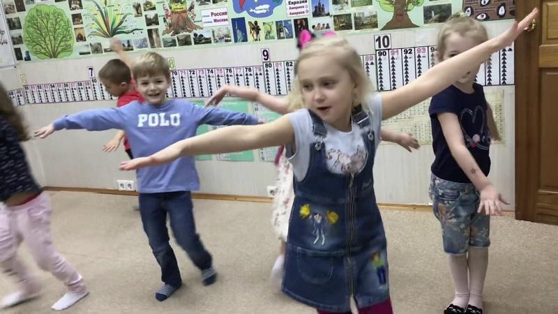 ВЫСШАЯ школа ЭРУДИЦИИ групповое занятие дети 4 5 л