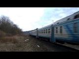 Дизель поезд ДР1а-216