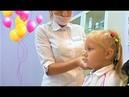 У Алисы в ушках СЕРЕЖКИ или New earrings for girls