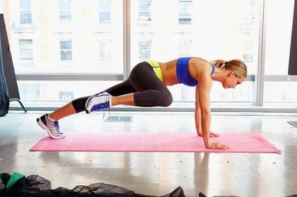 Առավոտյան վարժություն բոլոր մկանների համար (լուսանկարներ)