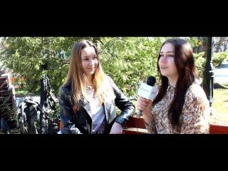 Анастасия из Калининграда, пробует свои силы на учёбе в Польше