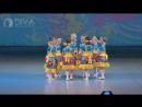 Детские танцы, 5-7 лет, Русская кадриль, коллектив Бусинки, хореограф Смирнова Ольга Николаевна