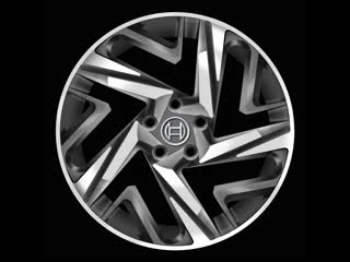 Bosch | Lightweight alloy wheel for sports cars | Kurochkin Alexander
