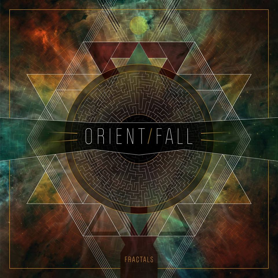 Orient Fall - Fractals (2015)
