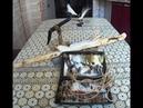 Рыболовная снасть резинка, Стуколка для лова рыбы на самодельные мухи, мушки или стримеры.