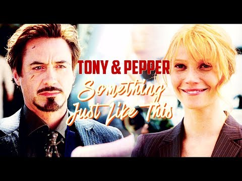 Tony Pepper l Something Just Like This