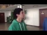 ОЛ БГУ 2013 - 1-я 1/2 - Ростик и Идрак (видеоконкурс)