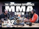 JRE MMA Show 32 with Firas Zahabi