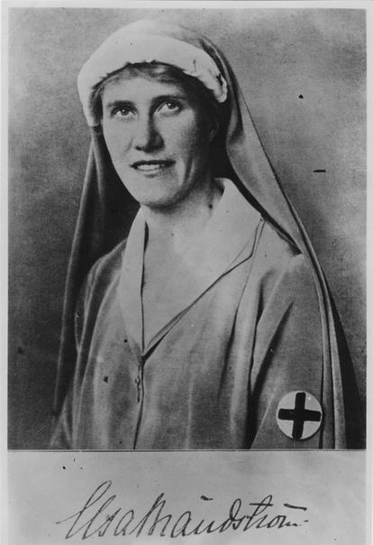 Национальная героиня Швеции по прозвищу «Сибирский ангел».