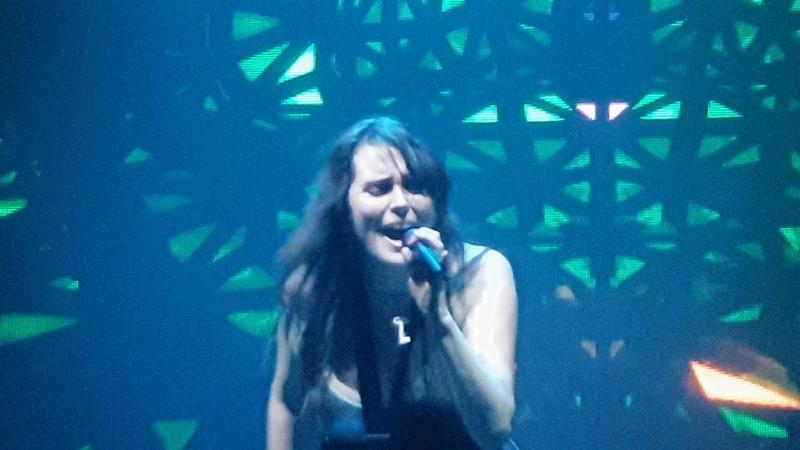 Within Temptation - Mercy Mirror Live@Frankfurt 2018-12-18