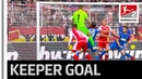 Goalkeeper Goal in the Last Minute Saves a Point for Berlin