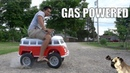 Gas Powered VW Minibus PowerWheels