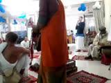 Киртан и встреча с учеником Шрилы Прабхупады Дининатхом прабху, 28.11.2018.