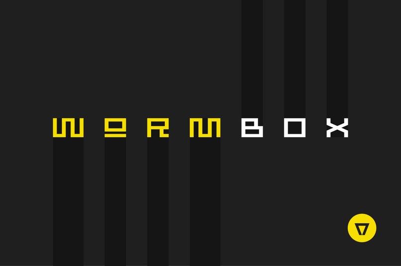 wormbox-nimavisual шрифт скачать бесплатно
