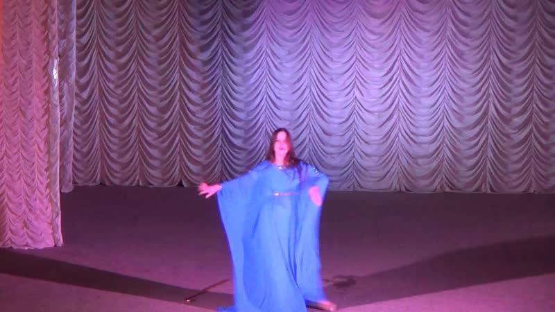 Конкурс исполнителей восточных танцев Raks el habib2018 Наталья Витаева