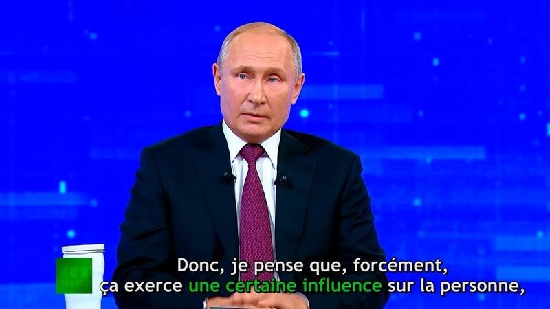 Pourquoi Vladimir Poutine est si poli avec ses adversaires