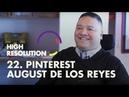 22: Pinterest Head of Design, August De Los Reyes, on ending disability through better design