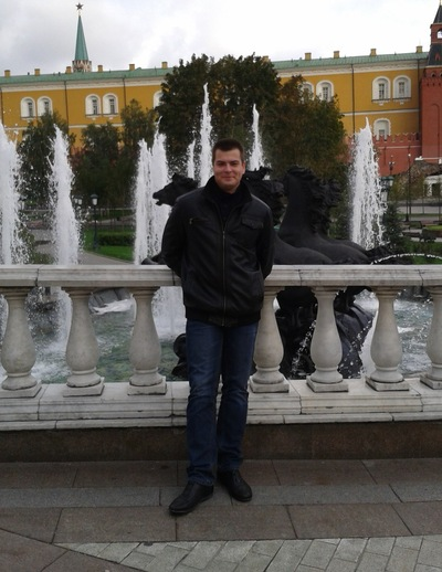Антон Кудинов, 29 ноября 1988, Москва, id2477992