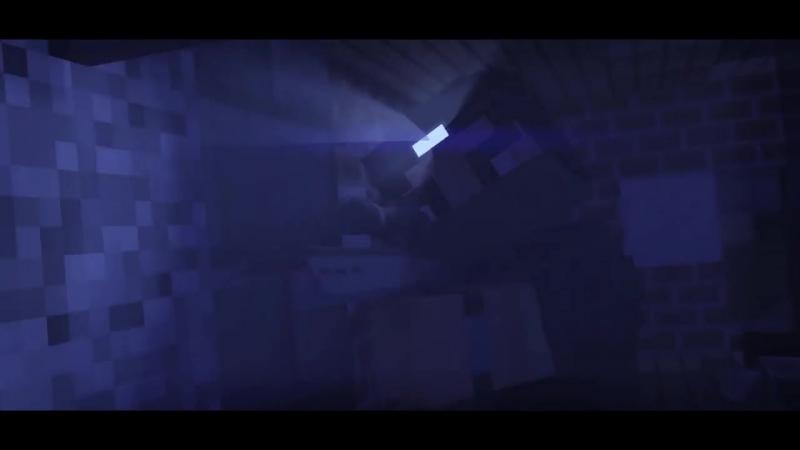 Снайпер в зомби апокалипсе. Майнкрафт анимаций (1)
