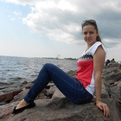 Виктория Завьялова, 12 июня 1994, Санкт-Петербург, id96880225