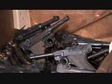 Трофеи и символы: под Владимиром показали немецкое оружие для ступеней Главного храма ВС РФ