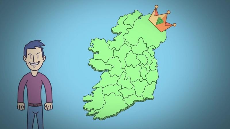 Краткий обзор ирландских акцентов