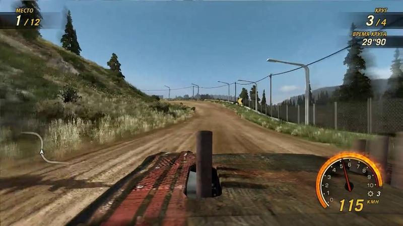 FlatOut Ultimate Carnage - Blaster XL - Pinegrove 3