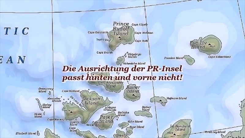 Nordpol Amnesie 3 - Verrückte Botschaft vom Licht der innere