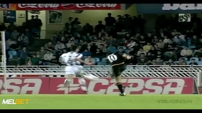 ● Луиш Фигу   Невероятная игра в «Реале»