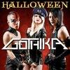 24.10.13 - HALLOWEEN  / GOTHIKA (Япония). Москва