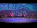 Зумба, руководитель Мария Домбровская - школа танца DIVA Studio