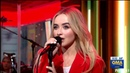 Sabrina Carpenter Almost Love Good Morning America GMA LIVE Performance August 20